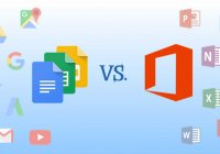 Google Slides Vs Microsoft PowerPoint