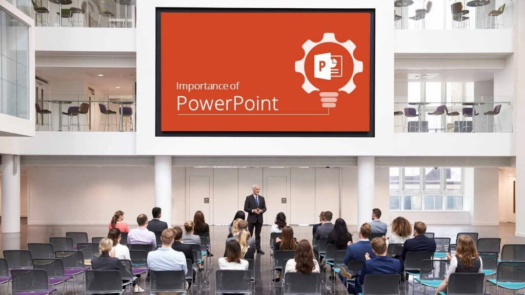 Importance of PowerPoint | Visual Sculptors